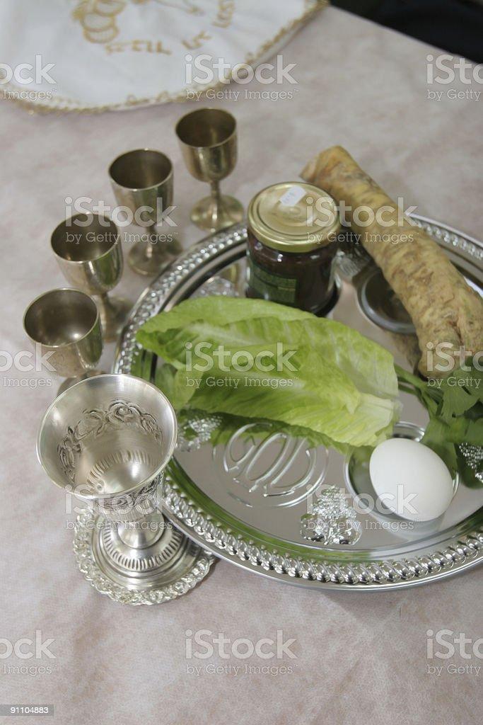 Passover. royalty-free stock photo