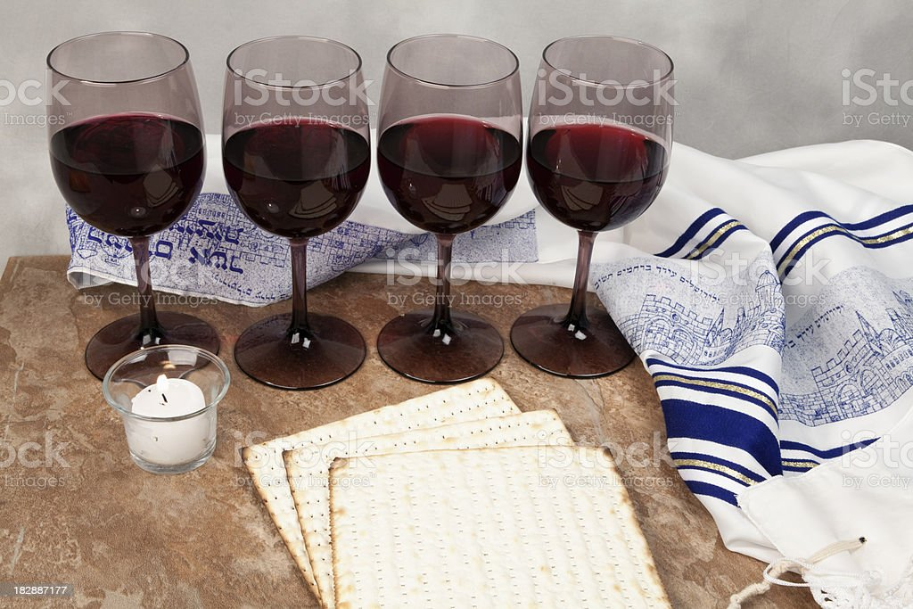 Passover Series royalty-free stock photo