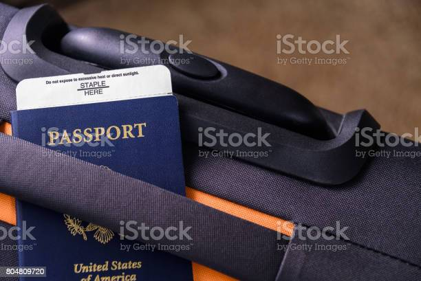 Passport and a boarding pass on a suitcase picture id804809720?b=1&k=6&m=804809720&s=612x612&h=vc1kjfz s0vob734iz z rqf1lekvnw7ipt n6iljy4=
