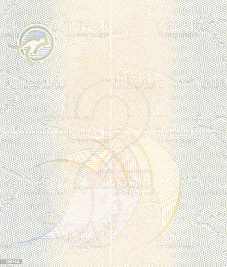 Passport Blank Page stock photo | iStock