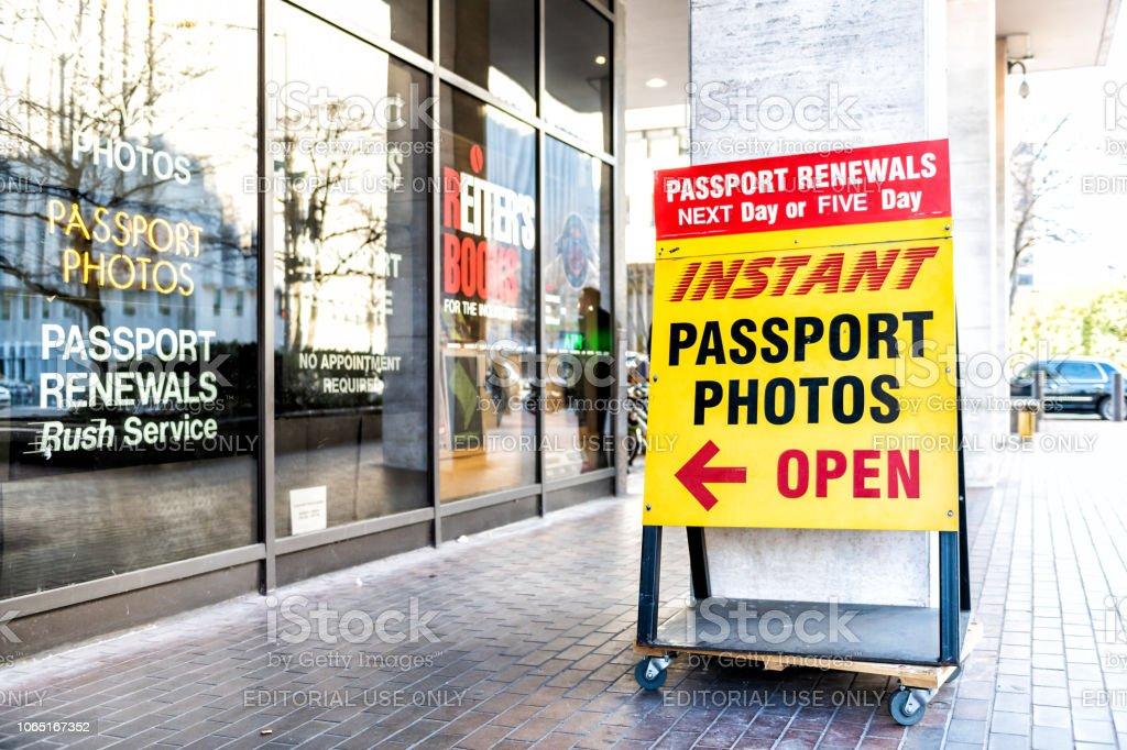 Service de photo de passeport entreprise de photographie