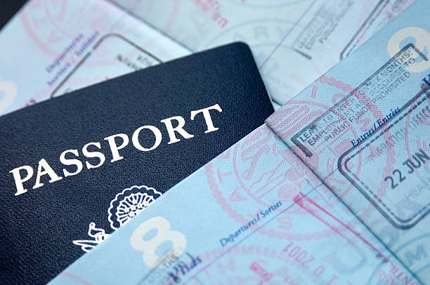 passport - passport stock photos and pictures