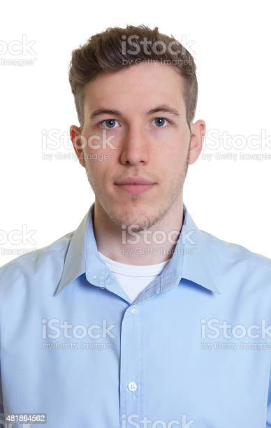 Passport picture of a cool guy in a blue shirt picture id481864562?b=1&k=6&m=481864562&s=612x612&h=6fsdljvxjo62gbsudm0zlt9kjt za 2z6 4aqvylsoe=