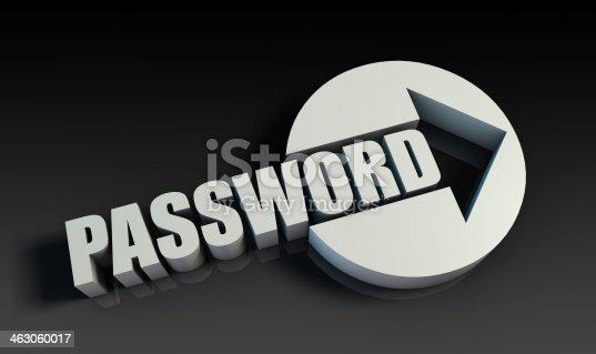 istock Password 463060017