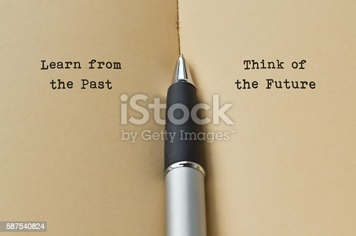 istock Past and Future 587540824