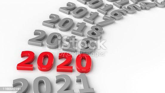 1078175310 istock photo 2020 past circle 1166642191