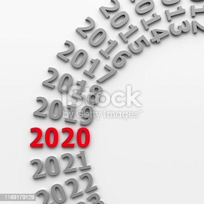 619522908istockphoto 2020 past circle #4 1169179129