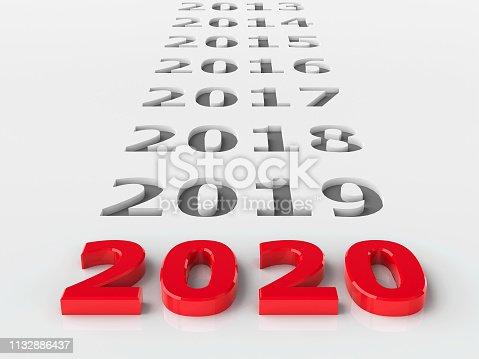 1078175310 istock photo 2020 past 1132886437