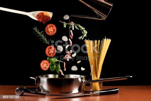 istock Pasta Bolognese 933153704