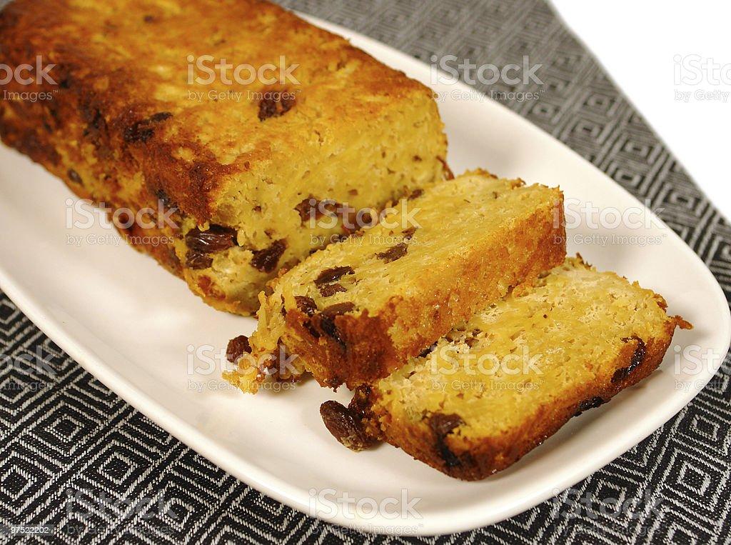 Pasta cake stock photo