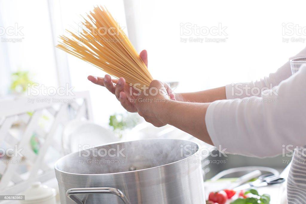 Massa de cozinha - foto de acervo