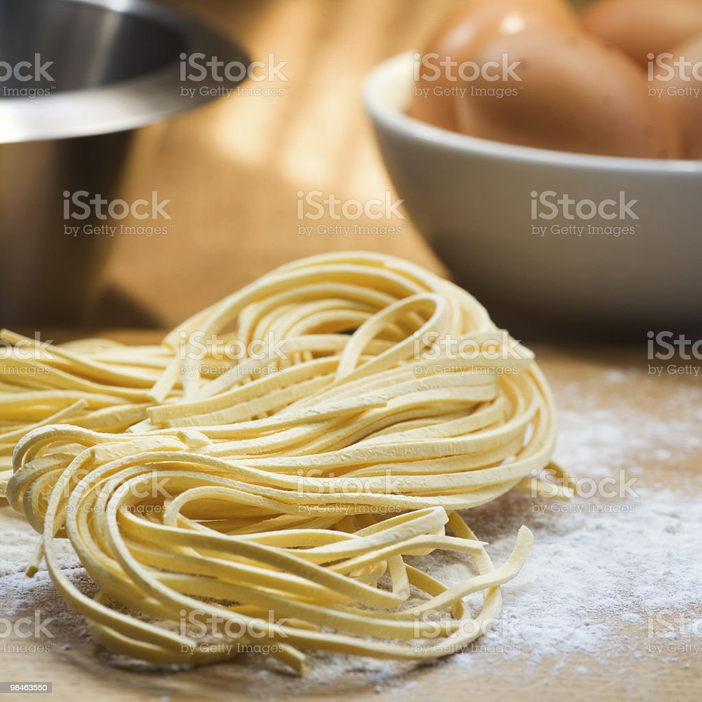 Pasta fresh royalty-free stock photo