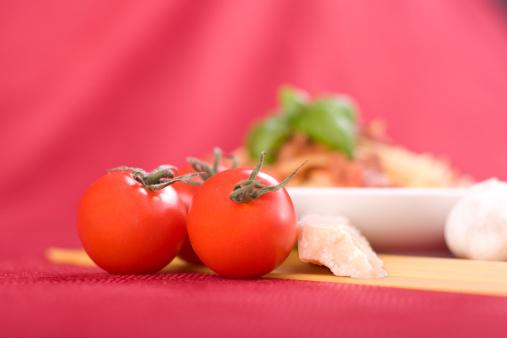 Pasta Ingredients Stock Photo - Download Image Now