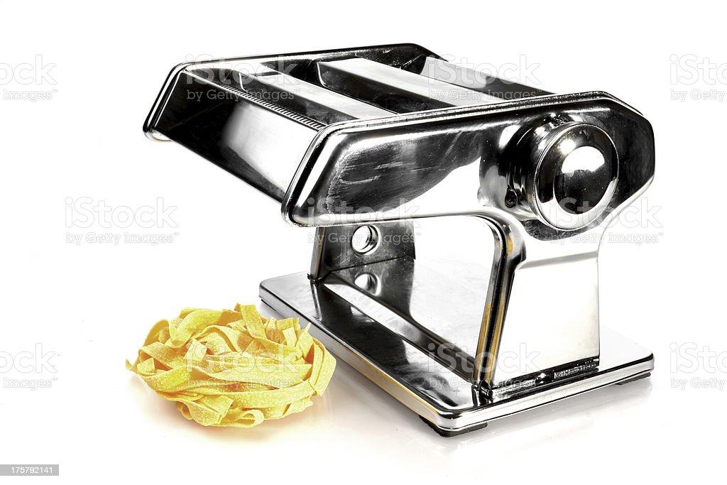Pasta Machine royalty-free stock photo