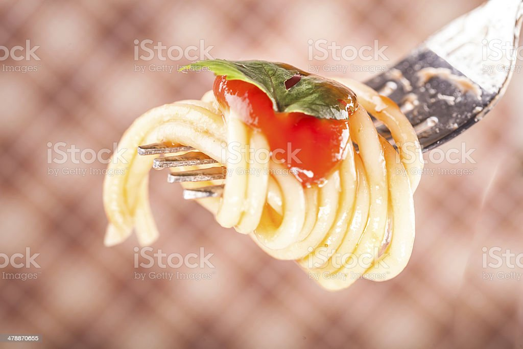 pasta noodle royalty-free stock photo