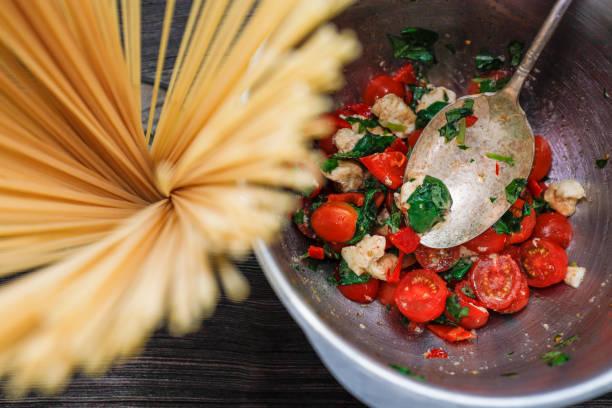 pasta - alexander farnsworth bildbanksfoton och bilder