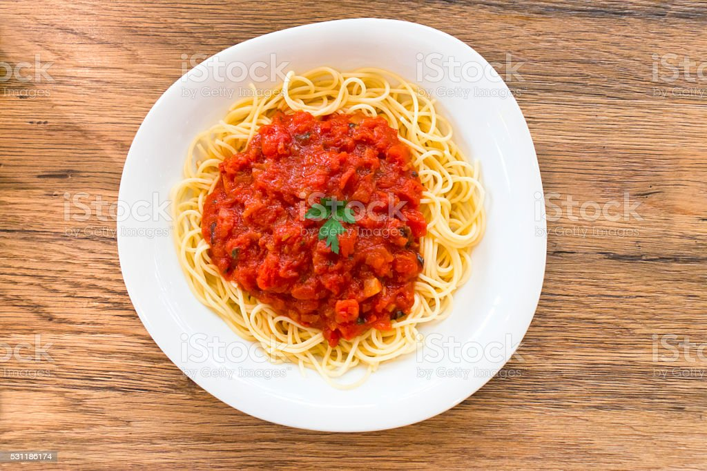 Pasta Spaghetti Napoli – Foto