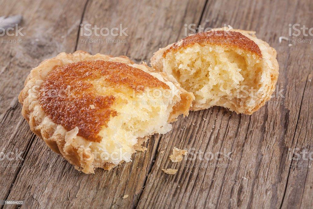 Pasteis de nata royalty-free stock photo