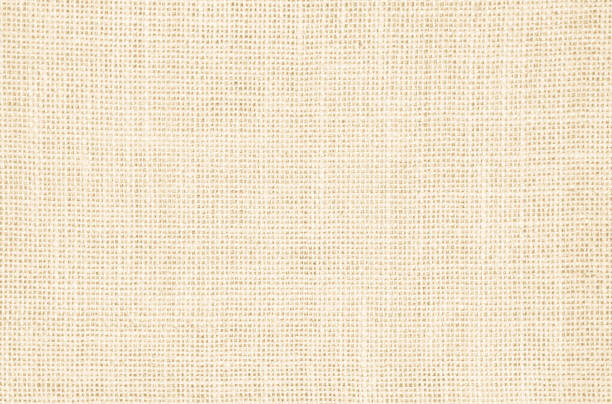 Pastel abstract Hessian or sackcloth fabric texture background. Wallpaper of artistic wale linen canvas. Blanket or Curtain of cotton pattern background with copy space for text decoration. Pastel abstract Hessian or sackcloth fabric texture background. Wallpaper of artistic wale linen canvas. Blanket or Curtain of cotton pattern background with copy space for text decoration. burlap stock pictures, royalty-free photos & images