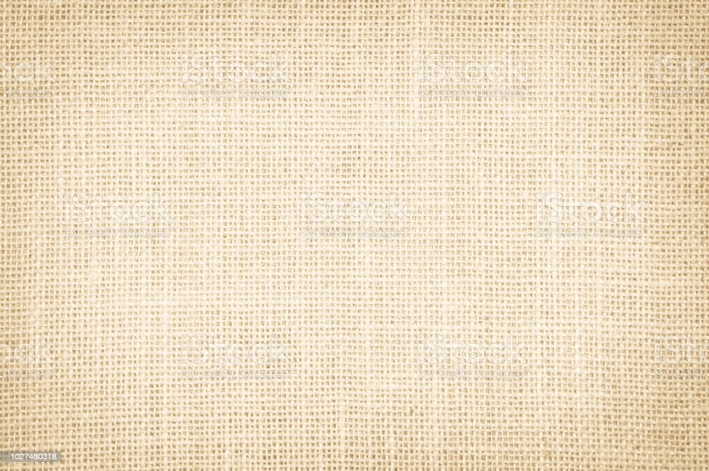pastel abstract hessian or sackcloth fabric texture background