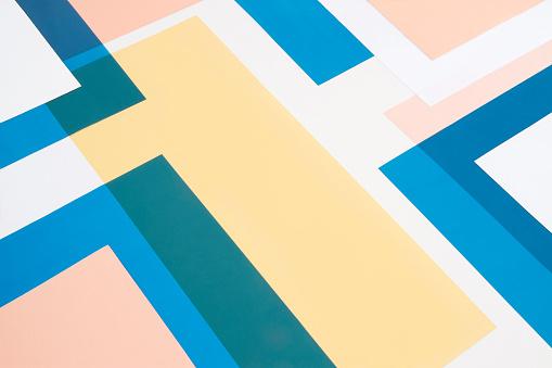 Photo libre de droit de Fond Pastel banque d'images et plus d'images libres de droit de Abstrait