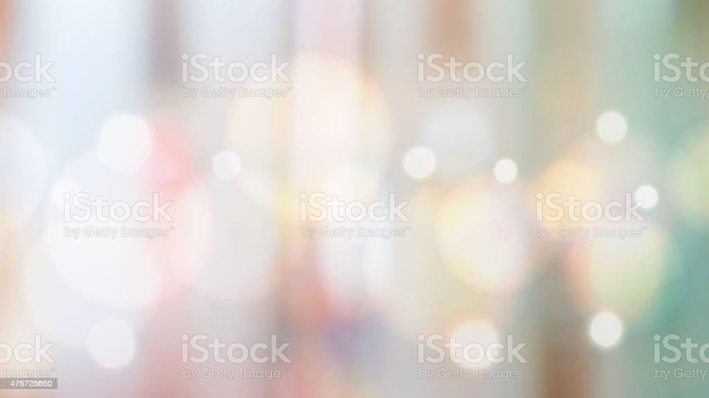 pastel bokeh lights stock photo