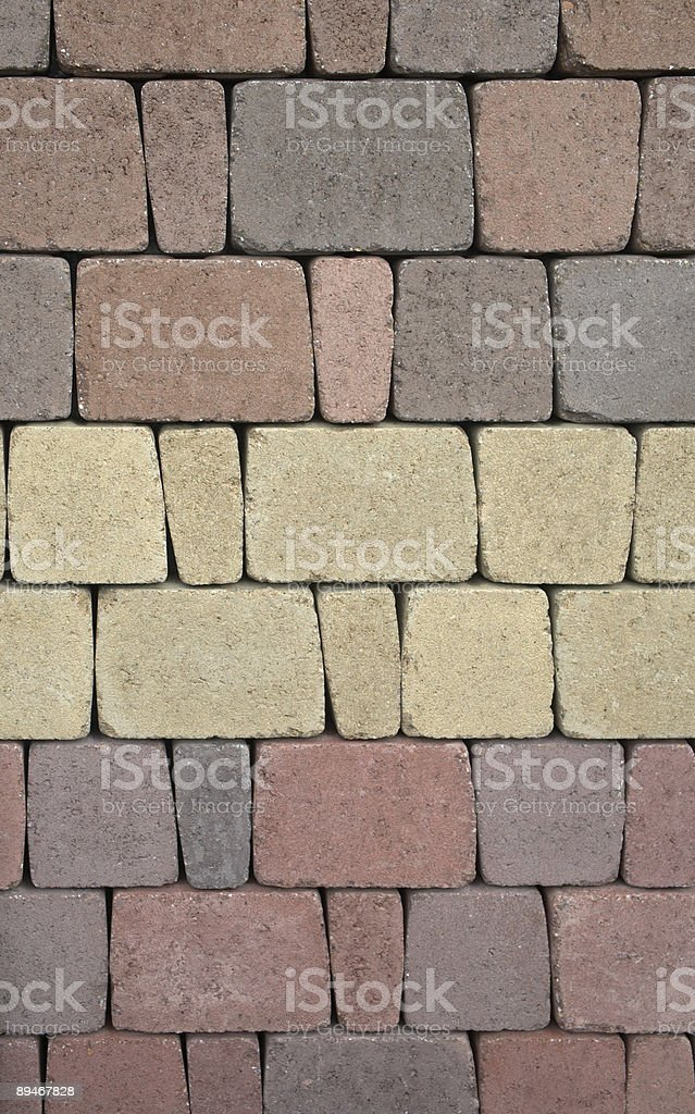 pastel colored abstract stone pattern royalty-free stock photo