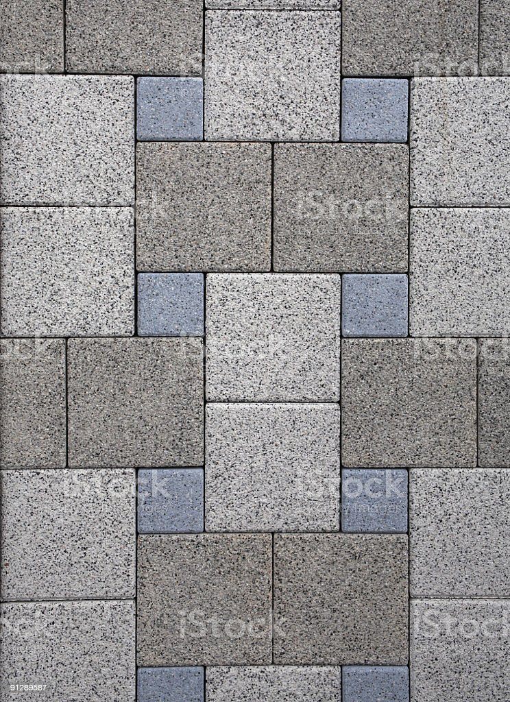 pastel colored geometric stone pattern royalty-free stock photo
