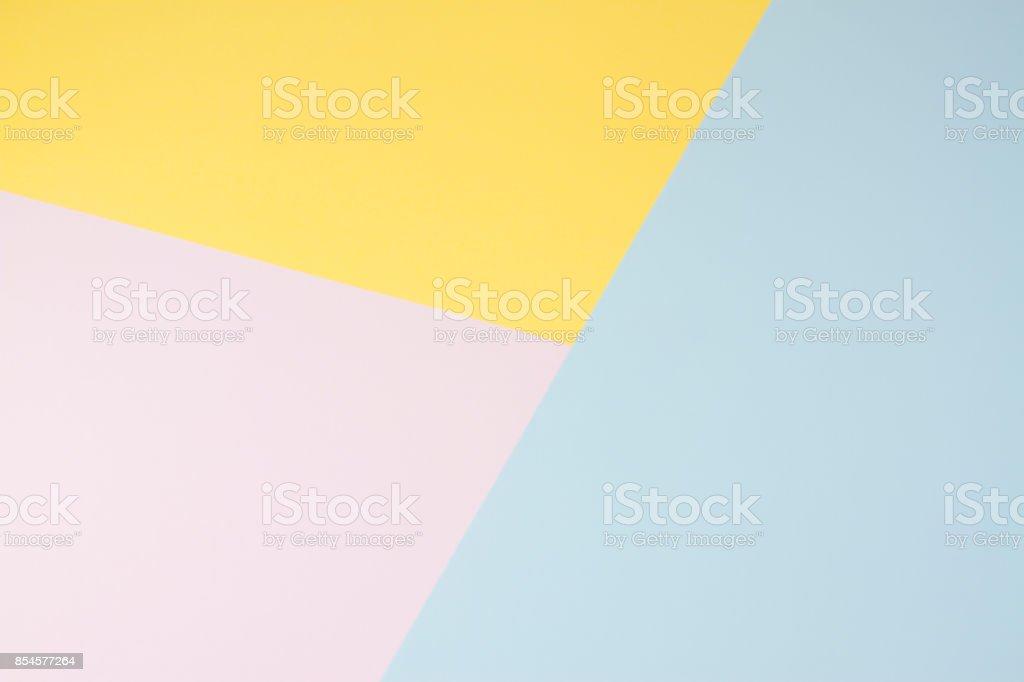 Fondo de papel de colores pastel - foto de stock