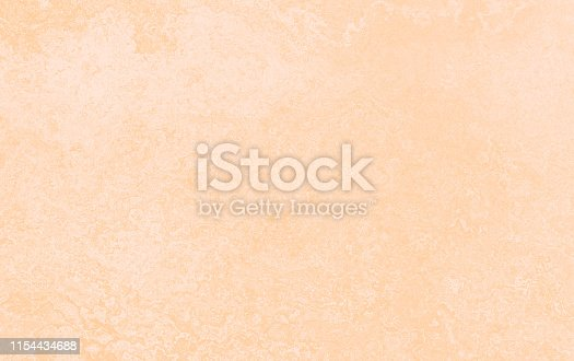 Pastel Peachy Living Coral Grunge Concrete Background Stone Wall Stucco Ombre Texture Copy Space Design template for presentation, flyer, card, poster, brochure, banner