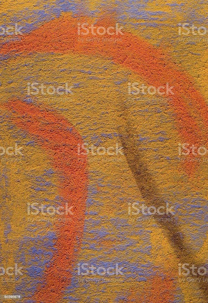 Pastel Grunge Background: Blue Series royalty-free stock photo