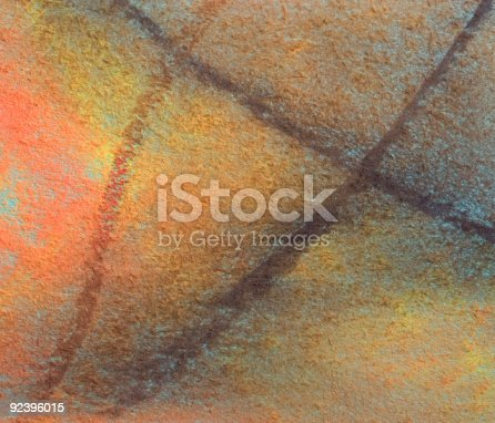 istock Pastel Grunge Background: Blue Series 92396015
