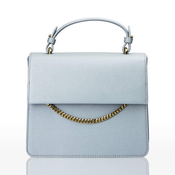 9712cf3cc27af Beyaz arka plan üzerinde izole pastel el çantası. Kırpma yolu tasarımı  için. stok fotoğrafı