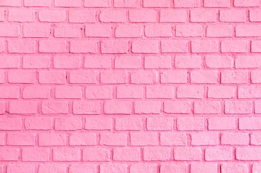 Pastel Pembe Sipariş Tuğla Duvar Dokusu Arka Plan Bayan Veya Kadın Kavramı Için Zemin Stok Fotoğraflar & Arka planlar'nin Daha Fazla Resimleri