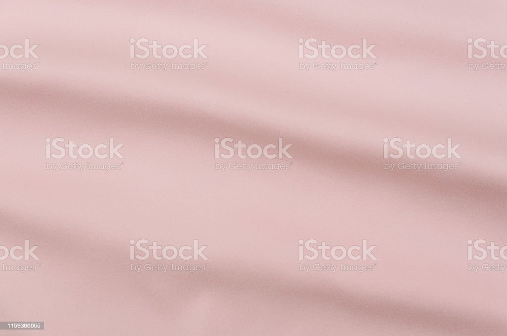 Pastel pink stripe fabric background