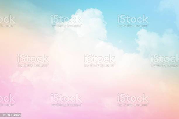 Photo of Pastel sky and cloud