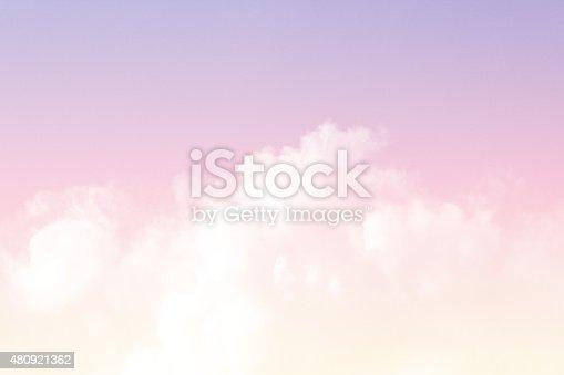 pastel sky  background