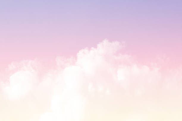 pastel sky  background - high key stock pictures, royalty-free photos & images