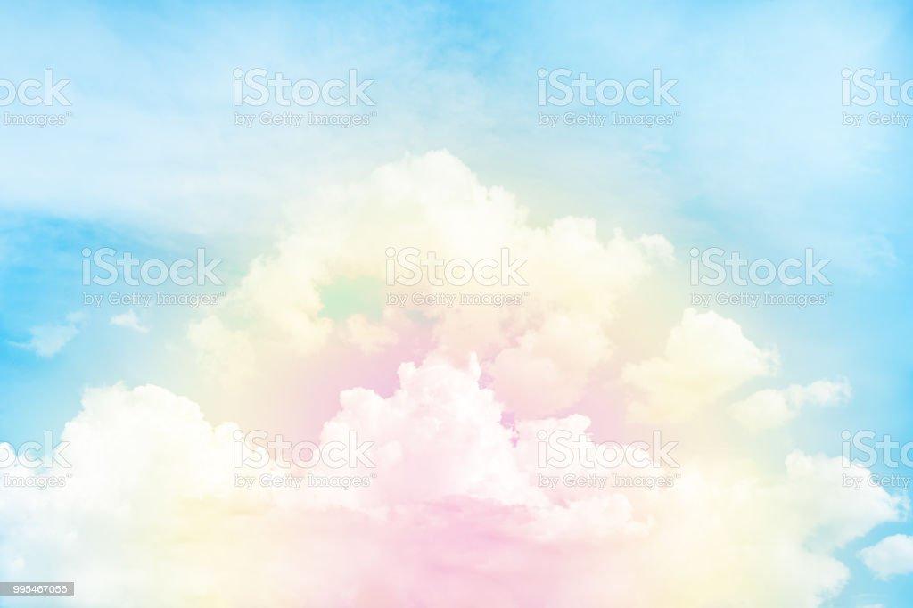 Pastel Sky Texture Stock Photo - Download Image Now - iStock