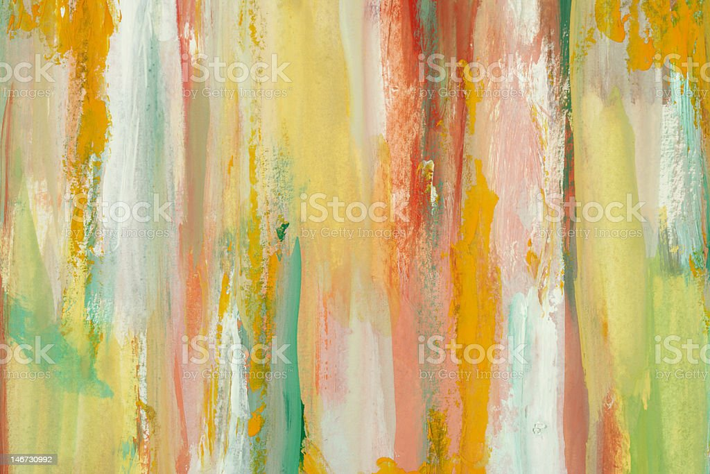 pastel striped painting royalty-free stock photo