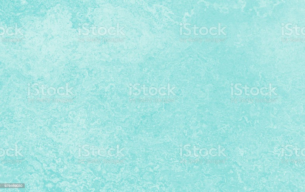 Pastel Teal Grunge Texture Background stock photo