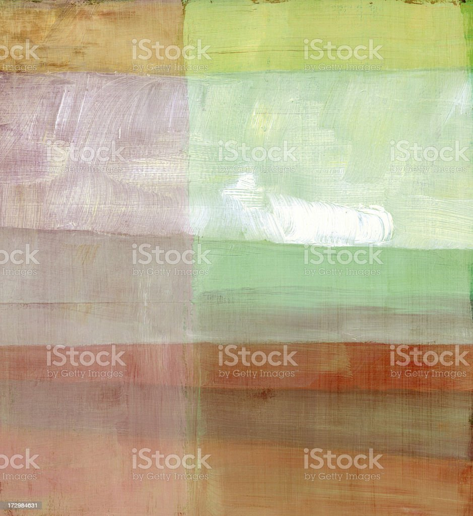 Pastel-colored abstract background royalty-free stock photo