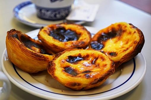 Pastéis de Nata-Lisbonne