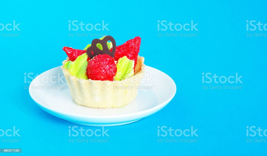 pastries royaltyfri bildbanksbilder