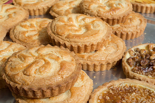 Pastries typical from Basque Country stock photo