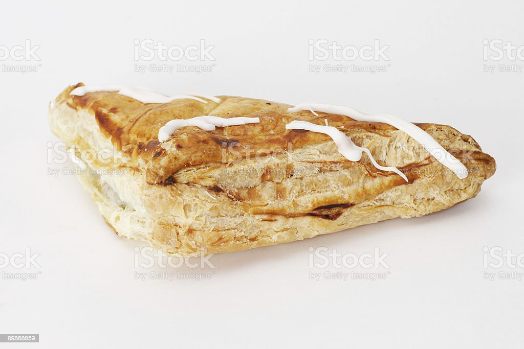 Pastry - Apple Turnover royalty-free stock photo