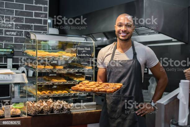 Pastry chef holding small pastry picture id693280570?b=1&k=6&m=693280570&s=612x612&h=qfeo vy2b1plkpwanf23b90qbmuljqtnk0s4j3mjwmq=