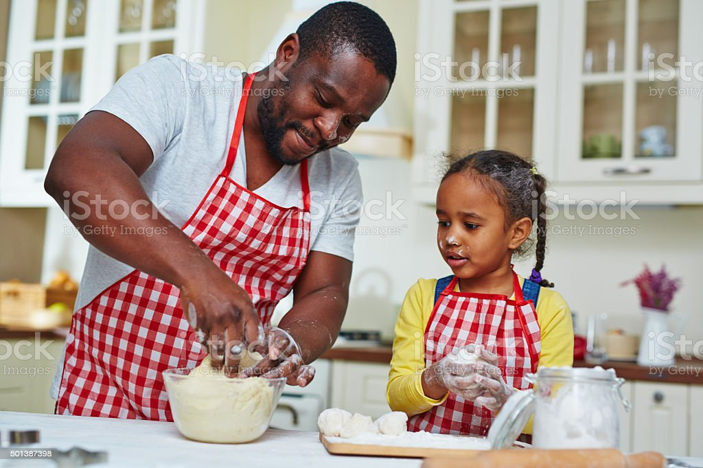Pastry for kids stock photo