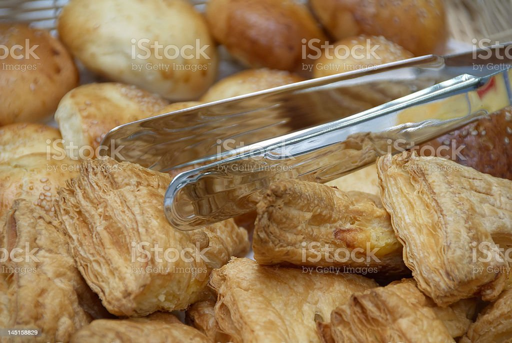Pastry royalty-free stock photo