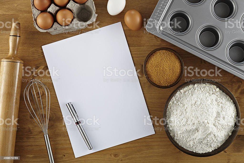 Pastry receipe – Foto